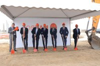 Край Пловдив започна изграждането на първия в Югоизточна Европа завод на OSRАМ
