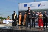 Край Пловдив започна строителството на първия интермодален терминал в България
