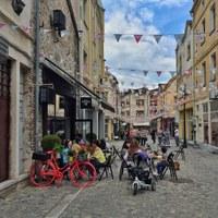 Квартал Капана пръв носител на награда на Камарата на архитектите в България