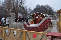 Ледена пързалка и немски базар за Коледа