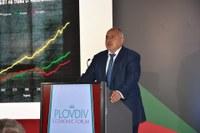 Министър-председателят Бойко Борисов участва във втория Пловдивски икономически форум