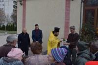 """На Никулден Иван Тотев и Костадин Димитров присъстваха на празника в """"Тракия"""""""