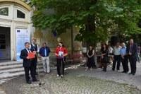 Направиха първа копка на изграждането на научен център в Техническия университет в Пловдив