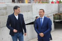 Напредва изграждането на първия общински многоетажен паркинг в Пловдив