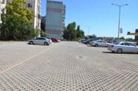 """Нов паркинг с над 60 места изградиха на ул. """"Димитър Талев"""" в район """"Южен"""""""