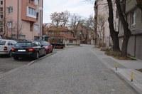 """Нов паваж, улично осветление и тротоари на реконструираната улица """"Шейново"""""""