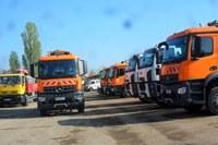 Нова модерна техника се включва в почистването на Пловдив