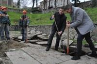 Нова панорамна площадка в Стария Пловдив - част от туристическите маршрути