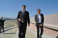 Нова подпорна стена на Марица пази Пловдив от наводнения