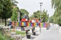 """Нова зона за отдих край река Марица е изградена по ОП """"Региони в растеж"""""""