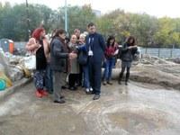 Нови ценни находки на Голямата базилика в Пловдив