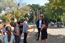 Официално откриха най-голямата обществена детска площадка в Пловдив