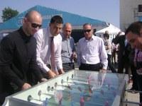 Обновяването на спортната инфраструктура – цел в програмата на Иван Тотев