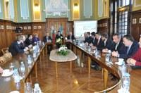 Обсъждат откриването на регионални звена в Пловдив на две икономически агенции
