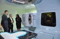 Откриха модерния лъчетерапевтичен комплекс в онкологичния център в Пловдив