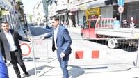"""Отвориха за движение обновената централна улица """"Христо Г. Данов"""" в Пловдив"""