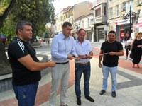 Пловдив с най-дългата пешеходна зона в Европа