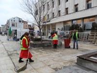 Пловдив  ще е почистен до 3 март