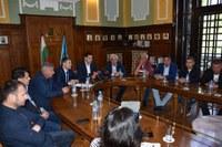 """Пловдивските футболни клубове единни за изграждането на стадион """"Пловдив"""""""