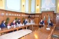 Подготовката на изборите обсъдиха наблюдатели с кмета на Пловдив Иван Тотев