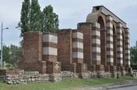 Поставят художествено осветление на Античния акведукт в Пловдив