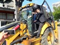 "Преасфалтират 15 улици в квартал ""Гагарин"""