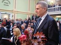 Предложеният от ГЕРБ арх. Илко Николов бе избран за председател на Общинския съвет