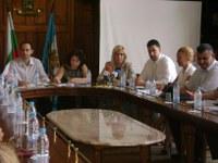 Председателят на ОИК в Пловдив-град е Илиан Иванов от ПП ГЕРБ