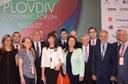 Премиерът Бойко Борисов и кметът Иван Тотев откриха първия Пловдивски икономически форум