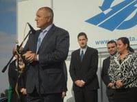 """Премиерът, министри и Иван Тотев присъстваха на старта на движението по новия пътен възел """"Скобелева майка"""""""