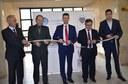 Прерязаха лентата на нова лаборатория по роботика в Техническия университет в Пловдив