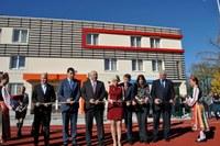 Прерязаха лентата на уникалния Младежки център в Пловдив