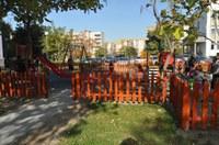 Продължава изграждането на модерни детски площадки в Пловдив