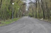 """Продължава разширяването и облагородяването на парк """"Лаута"""""""