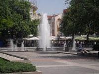 Пускат фонтани в Стария град