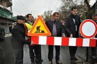 """Пуснаха движението по изцяло реконструирания булевард """"Македония"""
