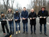 """Пуснаха движението по новата улица """"Проф. Цветан Лазаров"""" - най-прекият пък между """"Тракия"""" и центъра"""