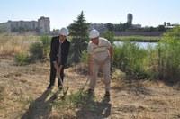 С европейски пари укрепват брега на Марица