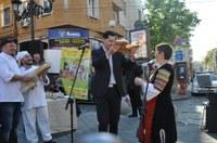 С шествие и пловдивски хляб започна Пролетният панаир на занаятите