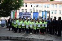 С церемония в Пловдив поставиха началото на първото детско полицейско управление