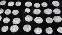 Съкровище от 40 римски монети откриха при разкопките на Одеона