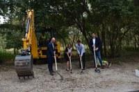 Със символична първа копка започна обновяването на Ботаническата градина