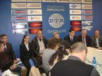 Синята коалиция подкрепи Иван Тотев за възраждане на Пловдив