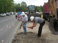 """Стартира ремонтът на булевард """"Александър Стамболийски"""""""