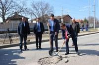 """Стартира вторият етап от реконструкцията на улица """"Просвета"""""""