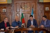 Световният режисьор Тед Кочев е най-новият гражданин на Пловдив
