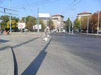 Ударно ремонтират кръстовището на Сточна гара