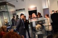 Уникален римски шлем бе върнат в Археологическия музей на Пловдив 21 години след кражбата му