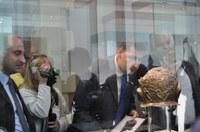Уникален римски шлем и антични съкровища от Брестовица в Археологическия музей