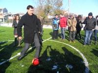 Уникално спортно игрище изградиха в Прослав